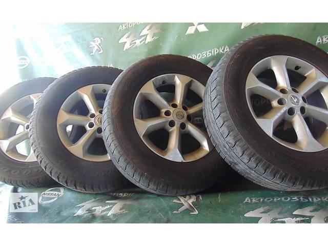 купить бу Диск дыск Диски R17 Nissan Navara D40 Ниссан Навара Д40 Нісан Навара Нисан Навара с 2004 г. в. в Ровно