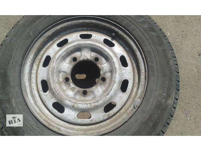 купить бу Диск колесный для ГАЗ Соболь в Виннице