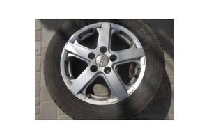 Диск колісний литий (титан) комплект R16 (комплект, 4 шт з гумою)
