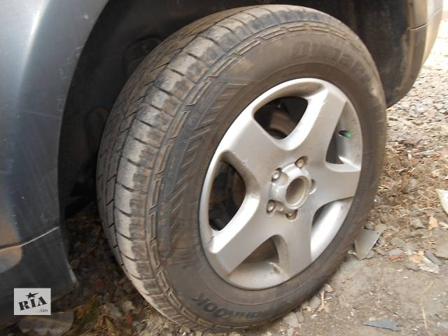 купить бу  Диск литой R17 Volkswagen T5 (Transporter) 2003-2009г в Ровно