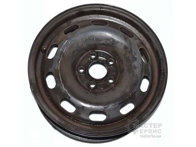 Б/у Диск колёсный металл 6J R15 15*6/5*100/38/57,1 SKODA OCTAVIA TOUR 96-10  1J0601027H- объявление о продаже  в Харкові