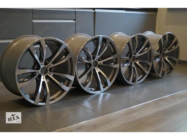 продам  диск с шиной для легкового авто BMW X5 f15 f16 m 469m r20 бу в Ужгороде