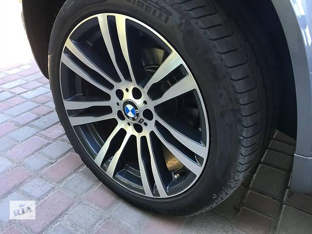 продам Диск с шиной для легкового авто BMW X5 бу в Славуте (Хмельницкой обл.)