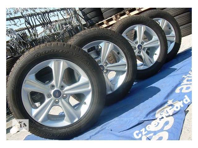 бу  диск с шиной для легкового авто Ford Kuga в Ровно