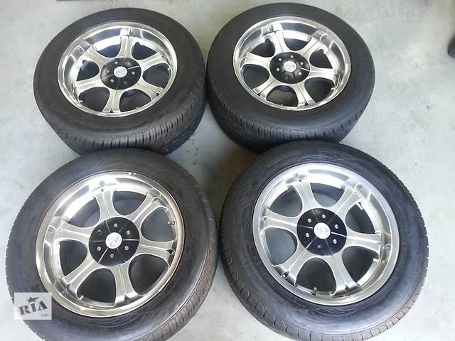 продам Диск с шиной для пикапа Mitsubishi L 200 бу в Одессе