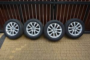 диски с шинами Volkswagen Touran