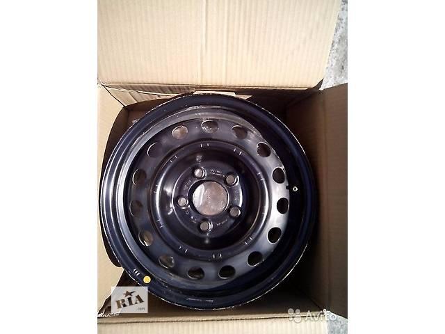 купить бу Оригинальный диск стальной Kia Ceed 52910-A6000, 6,0JХ15, 5x114,3, DIA 67.1, ET 46 в Харькове