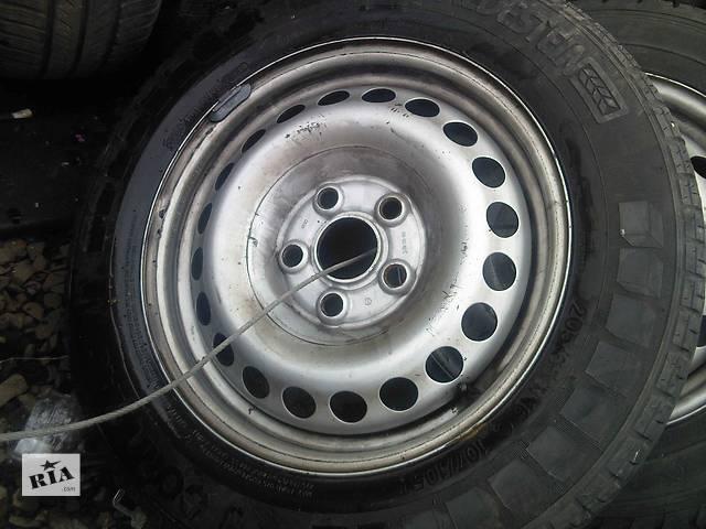 купить бу  Диски 16 с шиной для легкового авто Volkswagen T4 (Transporter) в Ужгороде