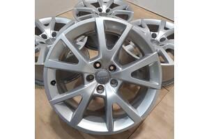 Диски Audi R18 5x112 A4 A6 Q5 VW Passat Tiguan T-Roc Scirocco Skoda Superb Octavia Mercedes