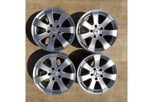 Диски Mercedes R16 5x112 W210 W211 W204 W212 W245 Vito VW Skoda Audi