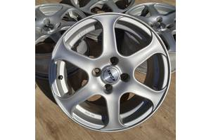 Диски R15 4x100 Lanos Logan Clio Sandero Scenic Hyundai Kia VW Opel Toyota Fiat Punto