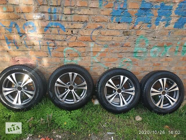 Диски R15 на Opel Astra H, Vectra C, Opel Signum, Omega C, Zafira, Corsa- объявление о продаже  в Кривом Роге