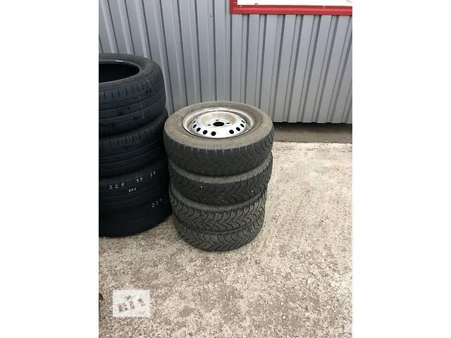 Диски с зимней резиной на Ланос Daewoo Lanos 175/70 R-13- объявление о продаже  в Запорожье