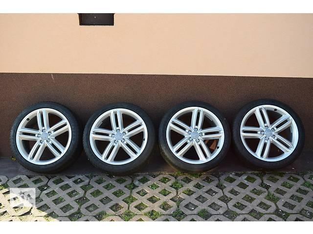 купить бу Диски з резиною до Audi A6 allroad в Львове