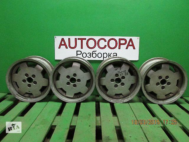 купить бу  Диски  титанові R16 для легкового авто Mitsubishi Outlander в Львове