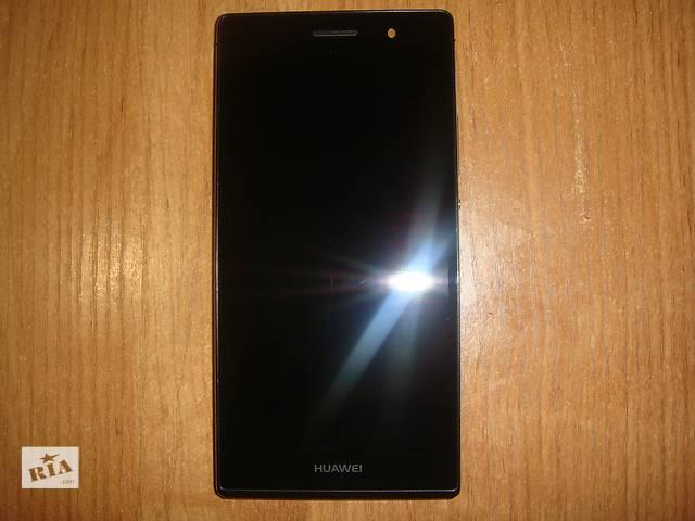 купить бу Дисплейный модуль для Huawei P7 Sophia L10 в Киеве