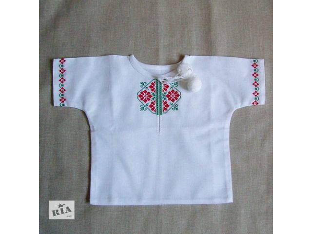 продам Дитячі сорочки новий для малюків бу в Ивано-Франковске