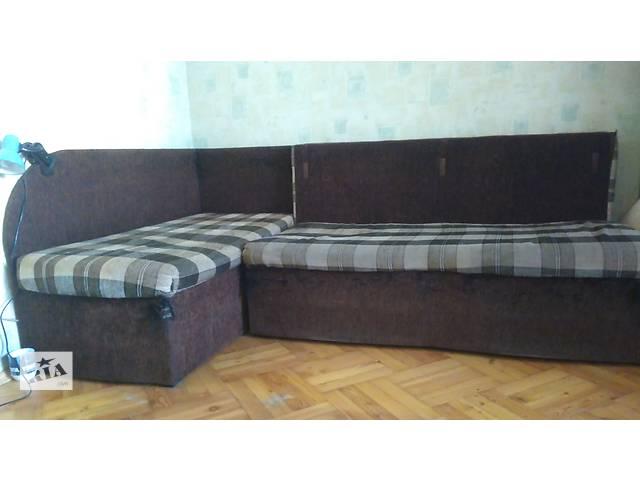 Диван угловой- объявление о продаже  в Житомире