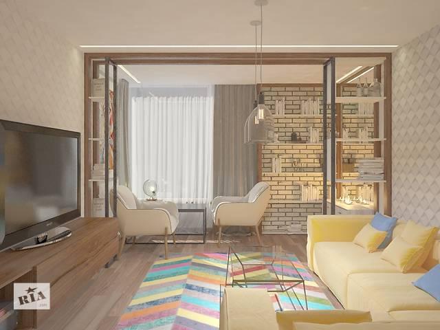 купить бу Дизайн интерьера и вархитектура  в Украине