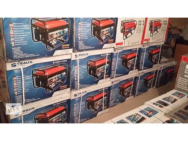 Дизельный генератор Straus Austria STDGT- 5007A 3,5 кВА - объявление о продаже  в Киеве