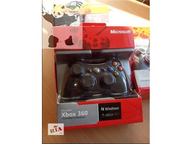бу Джойстик Microsoft Xbox 360 Controller + Подарок в Киеве