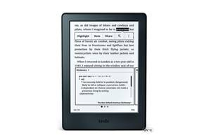 Электронная книга Amazon Kindle Paperwhite (2016) Black