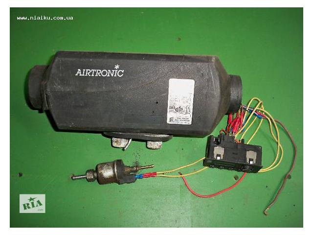 продам Eberspacher AIRTRONIC D2 для на всі марки вантажівок бу в Новоселиці