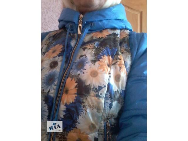 бу Эффектная куртка в Покровске (Красноармейск)