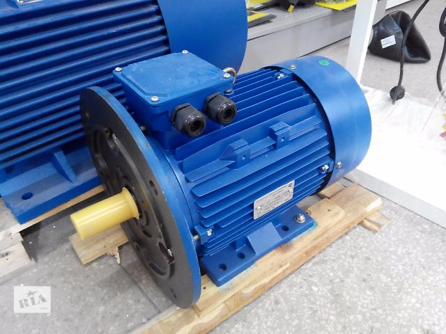 Электродвигатель АИР71В2 - 1,1кВт/3000 об/мин- объявление о продаже  в Новой Каховке