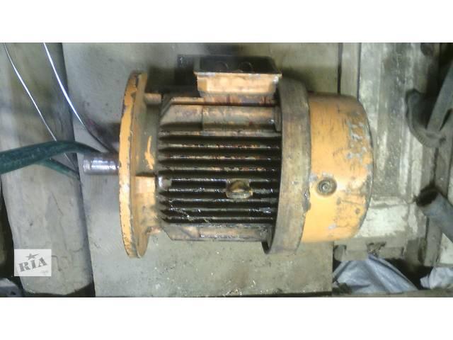 Электродвигатель- объявление о продаже  в Ивано-Франковске