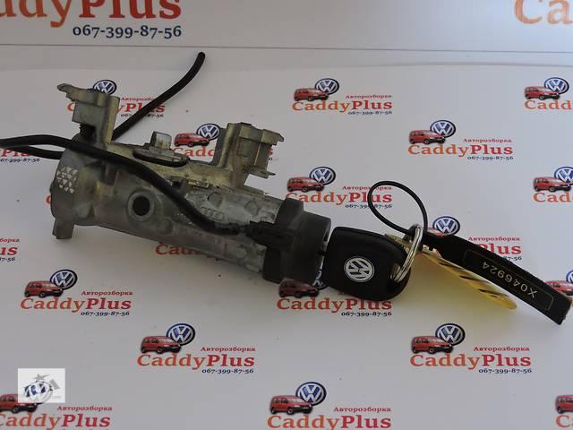 продам Электрооборудование двигателя Замок зажигания/контактная группа Легковой Volkswagen Caddy бу в Костополе