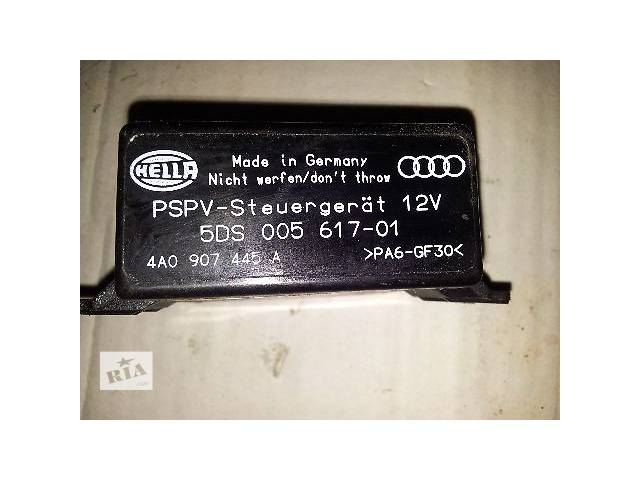 купить бу Электрооборудование кузова Блок управления зеркалами Легковой Audi A8  4A0907445A в Львове