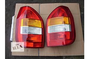 Фонари задние Opel Zafira