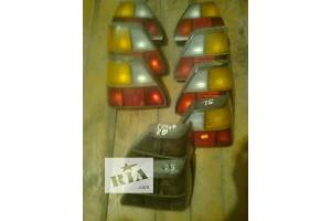 ліхтарі задні Volkswagen Golf II