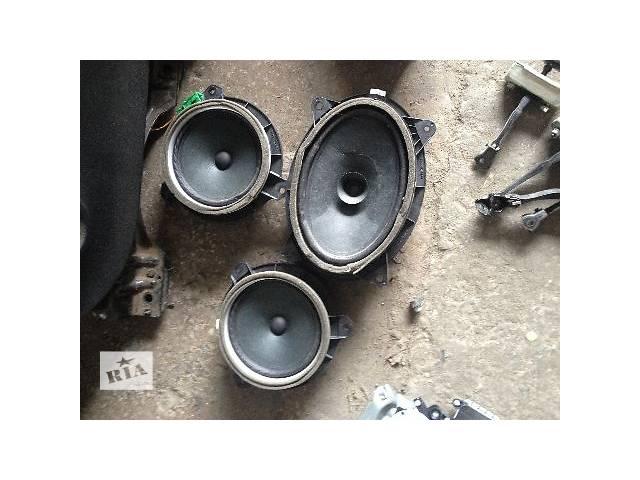 купить бу Электрооборудование кузова Радио и аудиооборудование/динамики Легковой Toyota Avensis Седан в Ивано-Франковске