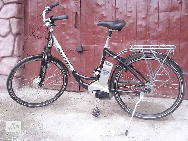 купить бу Электровелосипед англия8nexus ручкагаз liion-вес19кг електровелосипед в Могилев-Подольске