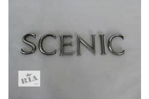Эмблемы Renault Scenic