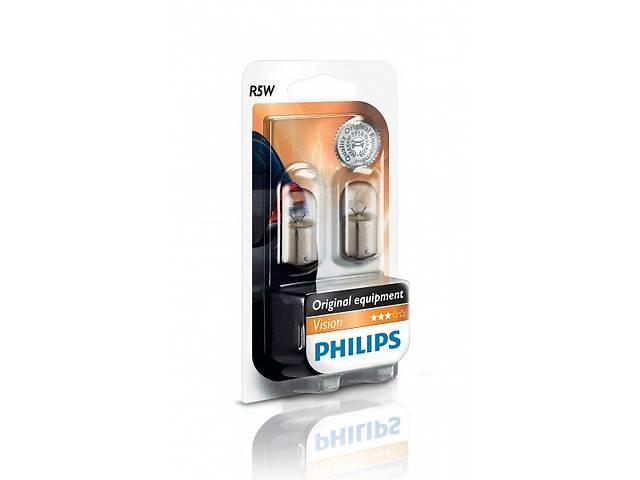 Лампа накаливания Philips R5W (12821B2)- объявление о продаже  в Києві