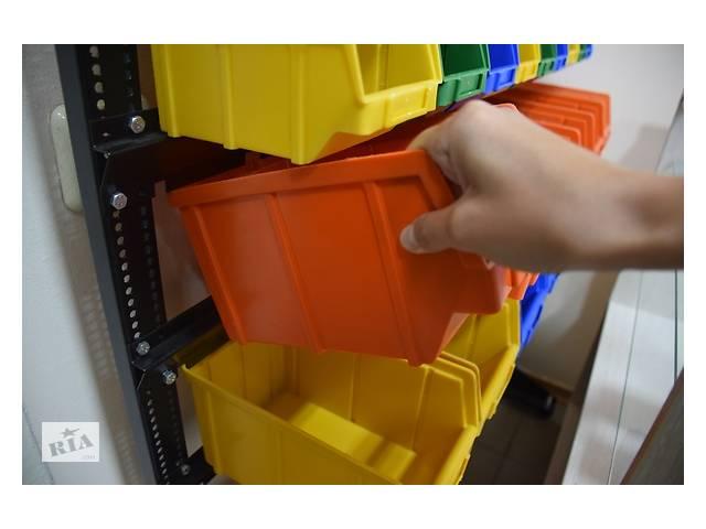купить бу Ячейки пластиковые для метизов в Черкассах в Одессе