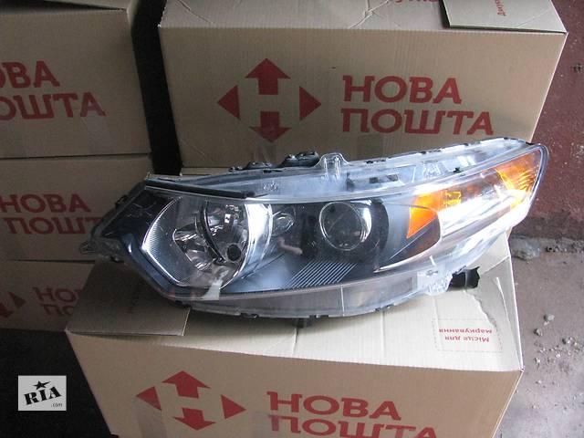 купить бу  Фара для легкового авто Honda Accord в Днепре (Днепропетровск)