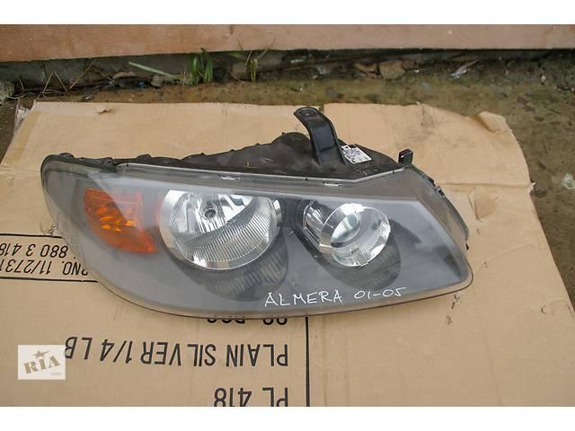 продам  Фара для легкового авто Nissan Almera бу в Львове