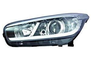Фара передня ліва Kia Ceed 12-15 (Китай) електрична, під лампи H7/H7 92101A2010