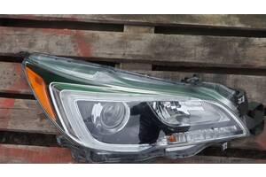 Фара правая галоген тёмная Subaru Outback (BN/B15) 15-19 84001AL02A