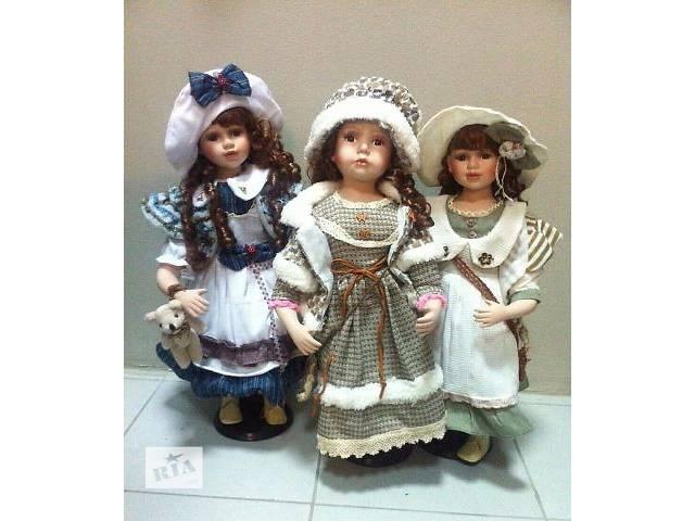 бу Фарфоровые куклы в Одессе