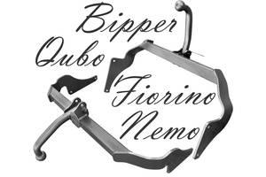 Фаркоп для Citroen Nemo Сітроєн Немо