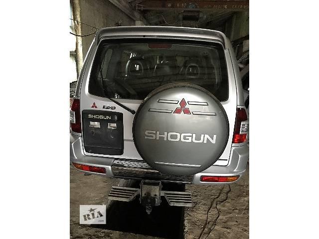 купить бу  Фаркоп для легкового авто Mitsubishi Pajero Wagon в Луцке