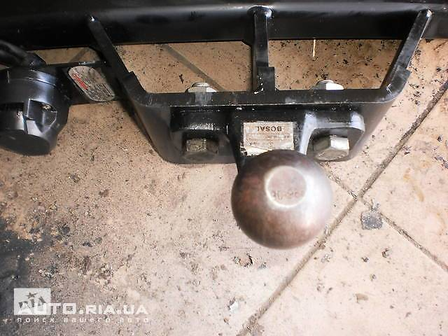 бу Фаркоп для Renault Trafic вантаж. в Одесі
