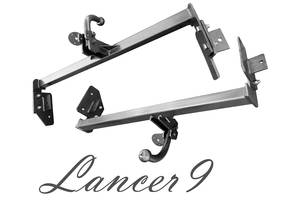 Новые Фаркопы Mitsubishi Lancer