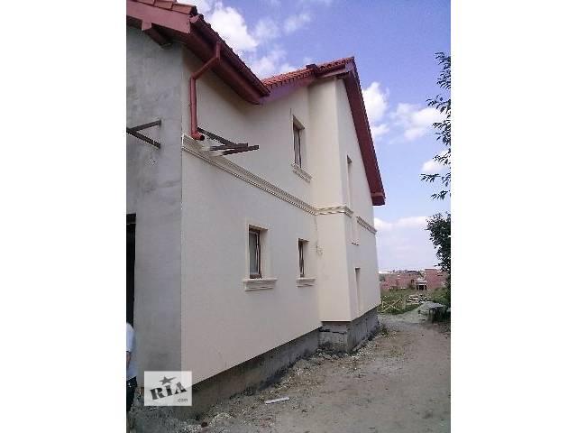 бу Фасадні матеріали Утеплення фасаду в Львове