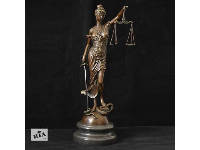 купить бу Фемида богиня правосудия в Харькове